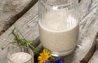 Kama – Buttermilchgetränk mit Getreidemehl