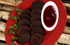 Blood sausage with adding